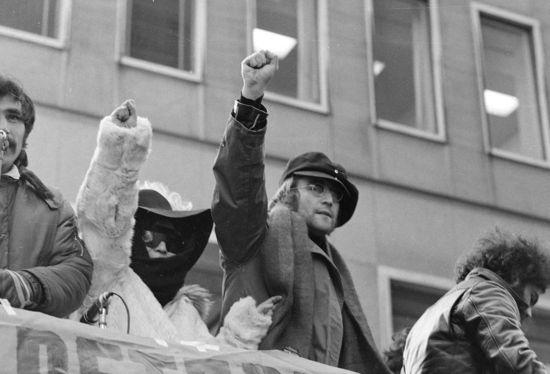 La revolución de John Lennon.