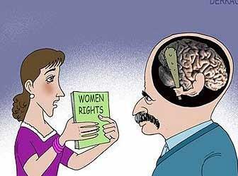 Charge sobre igualdad de mujeres