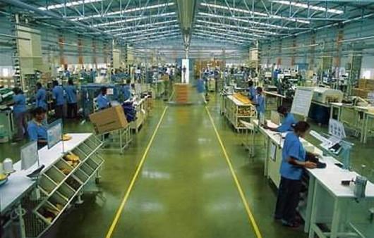 Industria brasileña