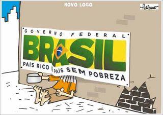 PAÍS RICO E PAÍS SEM POBREZA