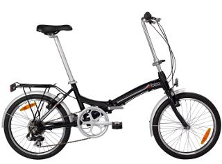 Bicicleta plegable de la marca Ibiza