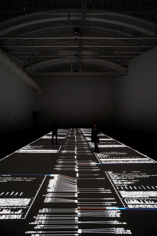 Ryoji Ikeda - datamatics - foto © LABoralMarcos Morilla.jpg