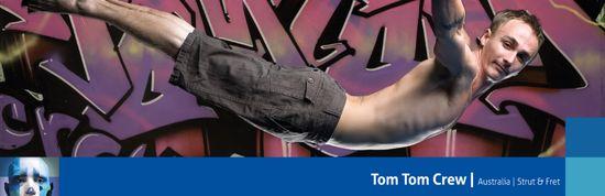 Tom teatro