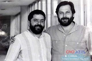 Lula y José Dirceu