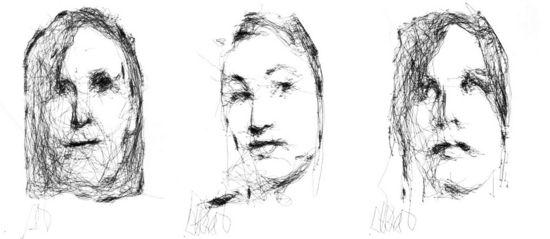 Retratos de paul