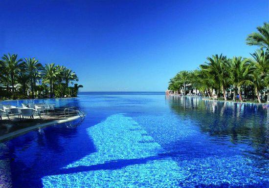 Gran Canaria, Playa Meloneras, Hotel Lopesan