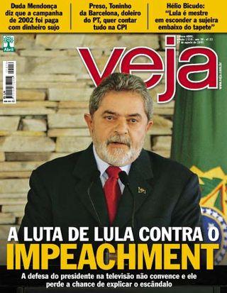 Veja sobre Lula