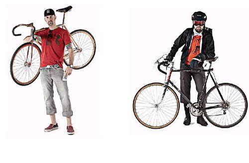 Tipos de ciclistas