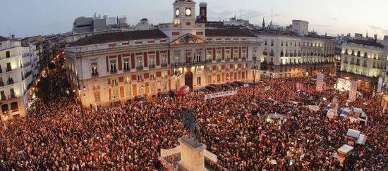Foto post huelga