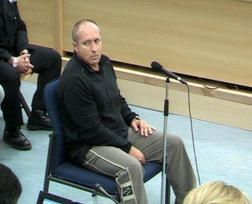Henri Parot, durante su declaración en el juicio del 11-M