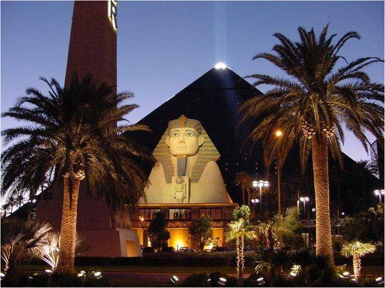 Luxor-hotel