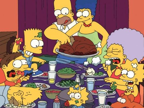 Comida Simpsons