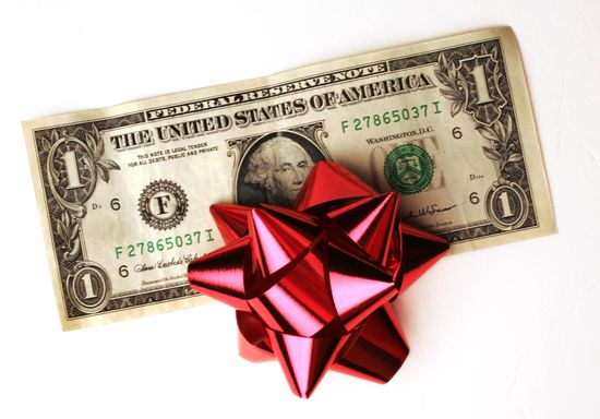 Holiday-tipping