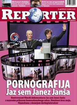 Reporter - Pornografía Arte sin límites financiado con dinero público!