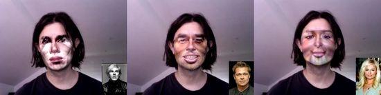 Faces de Arturo Castro