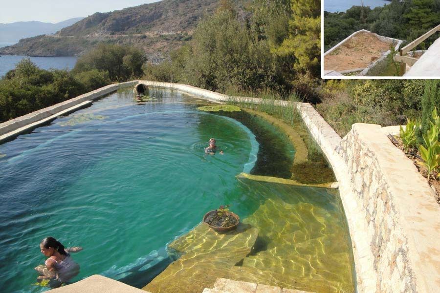 piscina natural como fazer a sua e quanto custa blog siote