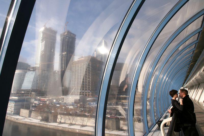 11Moscu puente y city al fondo