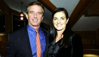 Robert-kennedy-jr-mary-richardson-kennedy-deer-valley-celebrity-skifest-gi