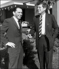 Sinatra y JFK