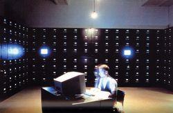 The File Room de Antoni Muntadas