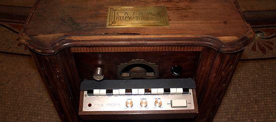 Caja de Ritmo Toques de Arcangel Constantini