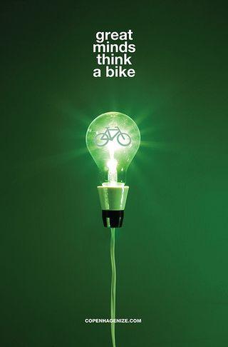 Piensa en bici. Copenhaguenize