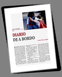 'Diario de a bordo'