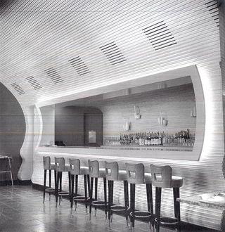 El legendario bar del Hilton