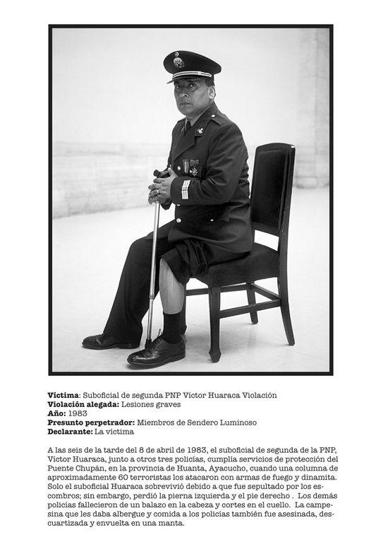EN NOMBRE DE LOS AUSENTES-HUARACA-NANCY CHAPPEL