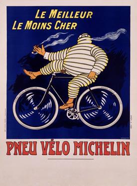 Michelin en bici