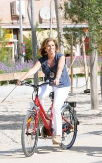 Botella en bici