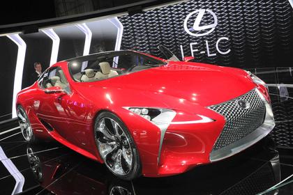 Lexus LF-LC / Unitedpictures