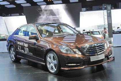Mercedes E BlueTEC Hybrid / Unitedpictures