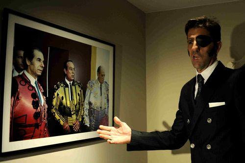 Juan José Padilla anuncia que toreará el 4 de marzo en Olivenza. / Cristina Quicler (AFP)