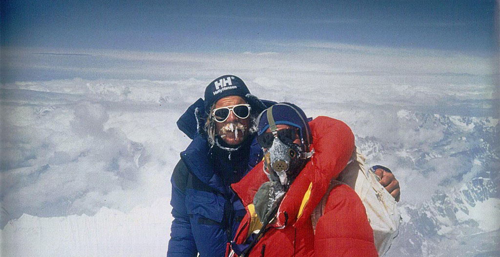 ¿Te atreverías a subir al Everest? >> El Viajero Astuto