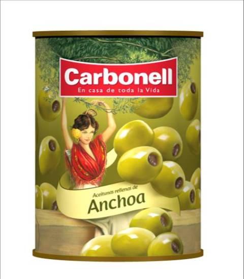 16 aceituna Carbonell