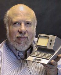 Jef Raskin, padre del Macintosh. AP