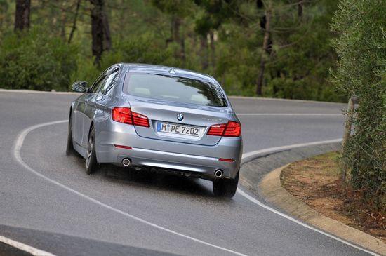 BMW Serie 5 Active Hybrid