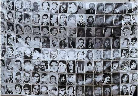 Chile - desaparecidos