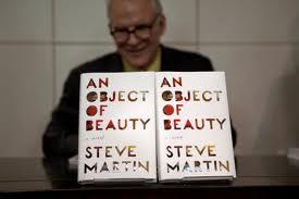 Martin con su novela