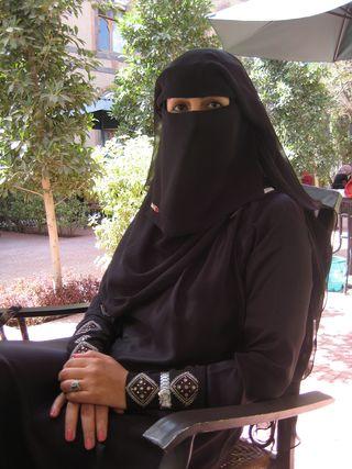 Anisa al Shahbi. / Á.E.