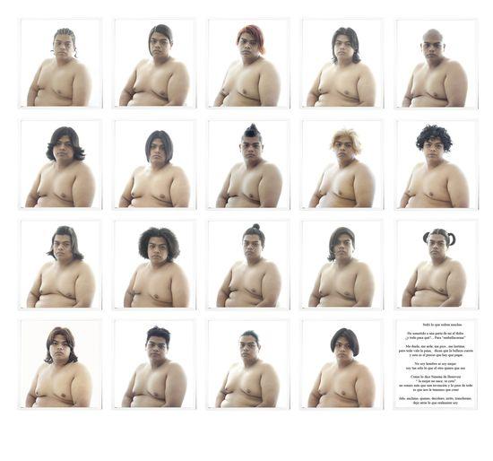 ARTE40.Mexico 2011.Obra de Miguel Perez Ramos