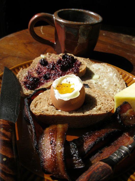 Desayuno invernalia