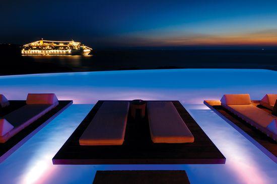 Hotel Cavo Tagoo Mikonos, Grecia