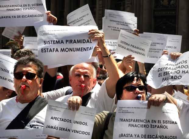 Protesta_afectados_Forum_Filatelico