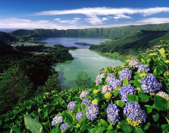 Isla de San Miguel Azores