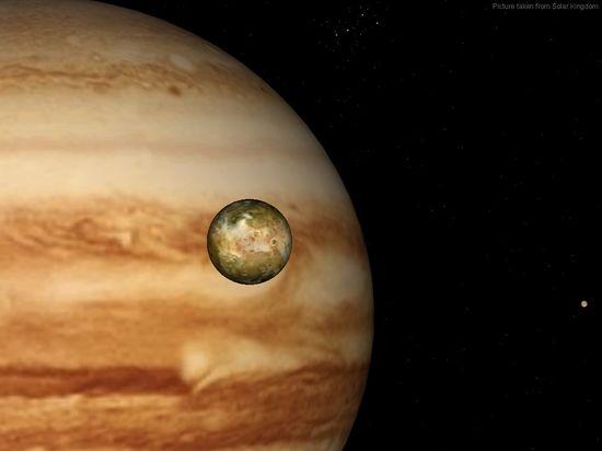 Jupiter io europa