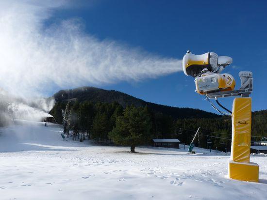 Cañón de nieve2