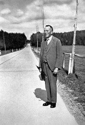 Robert Walser paseando