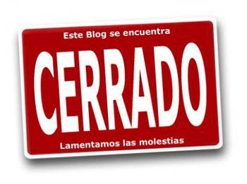 Blogcerrado